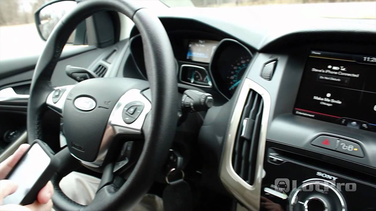 Ford Focus Automatic Gearbox Review