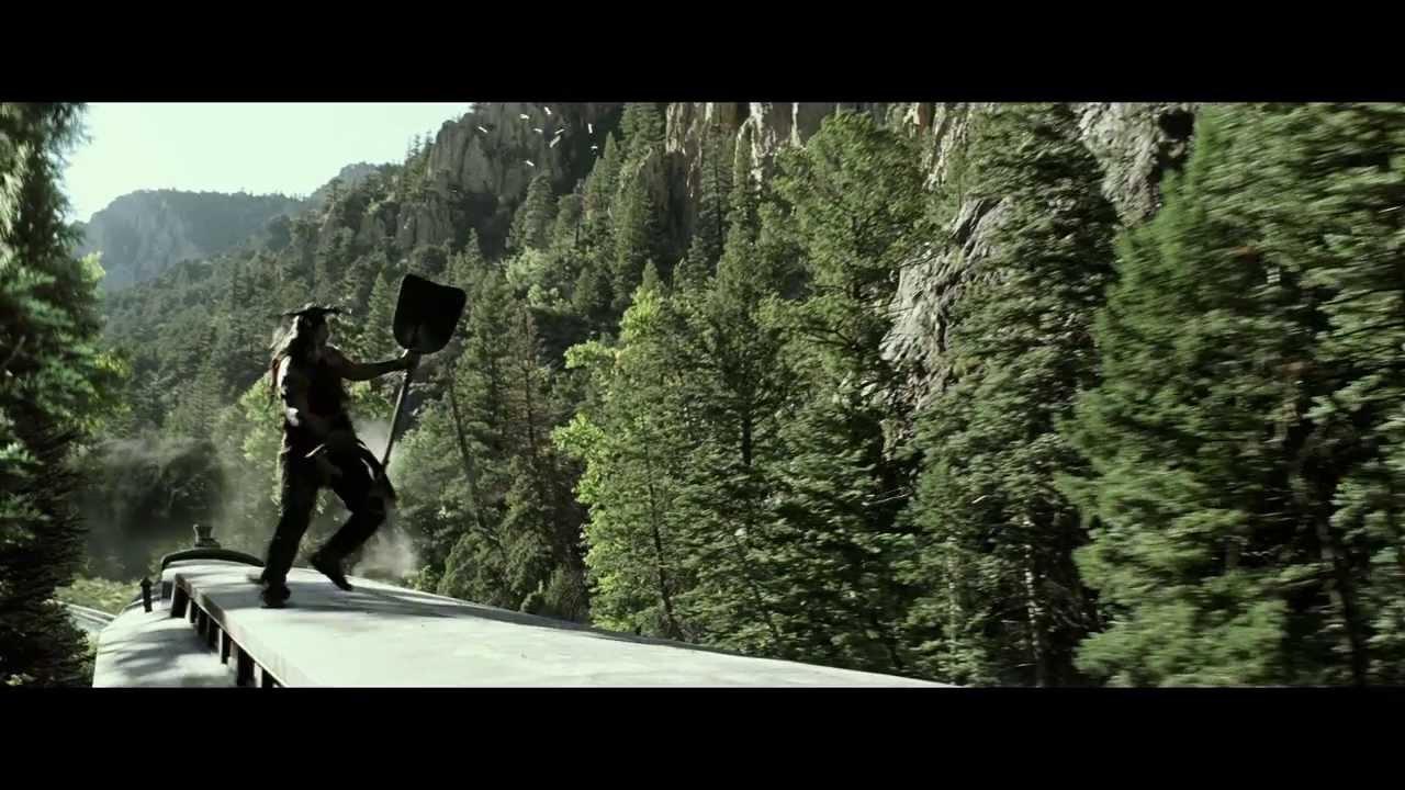 """The Lone Ranger - """"Trains"""" Featurette"""