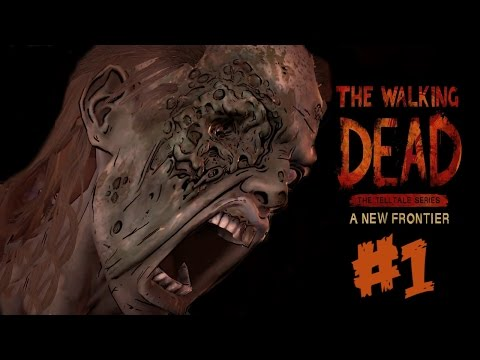 The Walking Dead Season 3: A New Frontier Episode 1 Full Playthrough