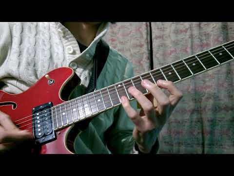 Pat Martino - Donna Lee - jazz guitar solo transcription (first chorus)