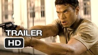 Java Heat Official Theatrical Trailer #1 (2013) Kellan