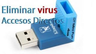 Eliminar El VIRUS (INK) De Los Accesos Directos (Memorias