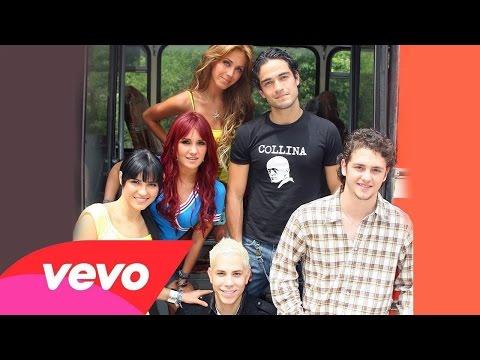 RBD - 09 Besame Sin Miedo (Clipe Oficial HD) (Best Of RBD Fan Edition)