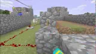 Minecraft Xbox 360 Edition: How To Build A Automatic Crop