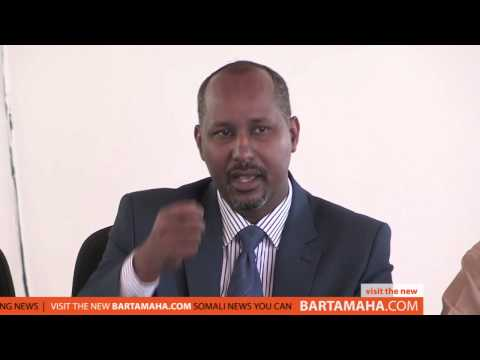 New Somali Police Chief takes Office
