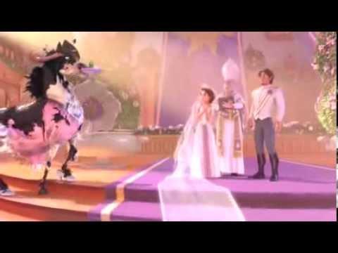 Truyen ke cho be - Đám cưới của công chúa tóc dài (đã từng dài)