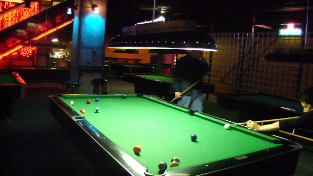 Billiard hustler picture
