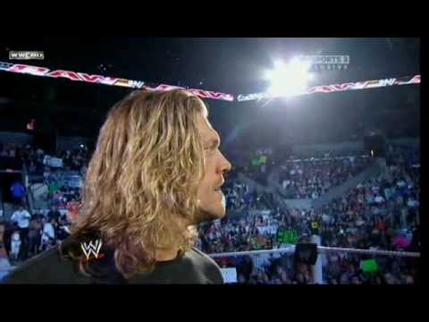 WWE RAW 8/2/10 Part 1/9 (HQ)