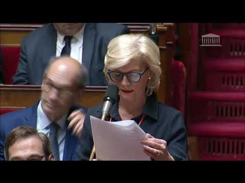 Mme Josiane Corneloup - Rapport annuel de la Cour des comptes