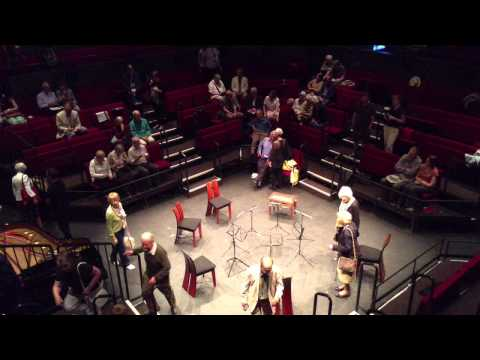 Concert for Cosima timelapse video
