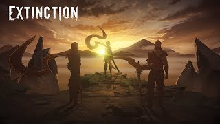 Extinction - Story Trailer