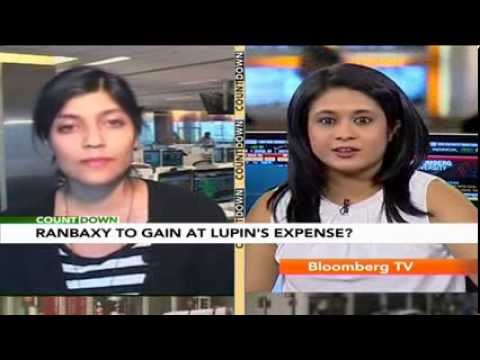 Countdown- Lupin To Gain At Ranbaxy's Expense?
