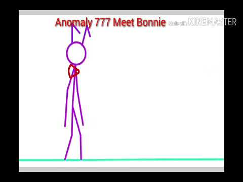 Stick Fighter - Anomaly 777 Meet Bonnie (Funny Moments)
