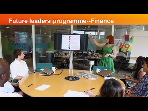 Future Leaders Programme -- Finance
