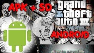 "GTA 3 Para ANDROID [apk + Sd] {""GRATIS""}"