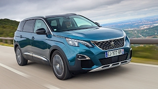 Peugeot 5008 GT 2017 – Interior Exterior and Drive. YouCar Car Reviews.