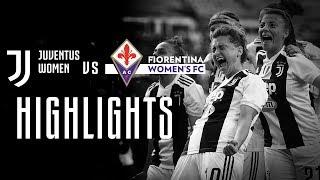 PREMIERE HIGHLIGHTS at Allianz Stadium | Juventus Women 1-0 Fiorentina | #HERE2STAY