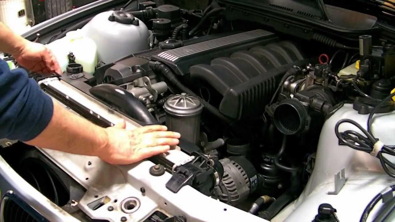 Bmw Radiator Cooling System Water Pump Upgrade E36 M3