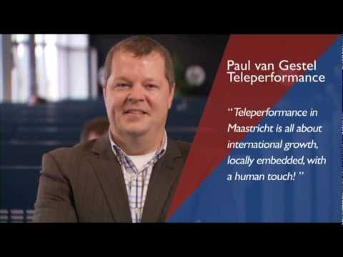 Smart services in the Maastricht Region