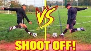 EPIC SHOOT OFF | BILLY VS JEZZA