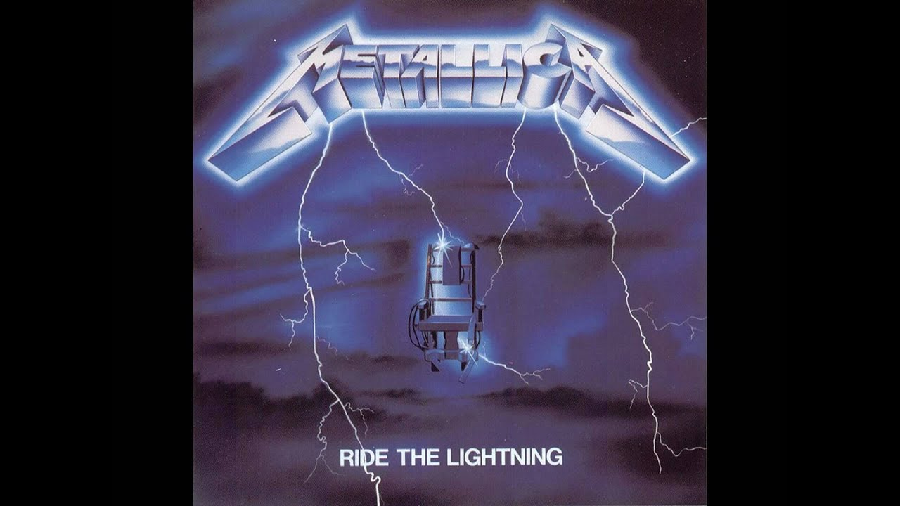 fade to black by Metallica from ride the lightening