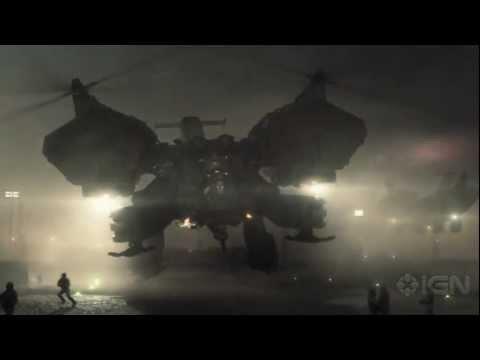 Armored Core V: Official Trailer (E3 2011)