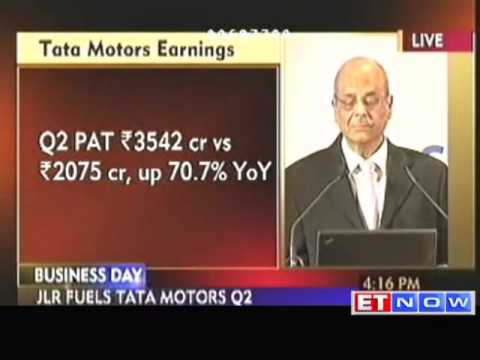 Tata Motors net profit up 70% to Rs 3,542 crore