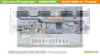 Samsung LCD TV Repair How To Replace BN44-00264A Power