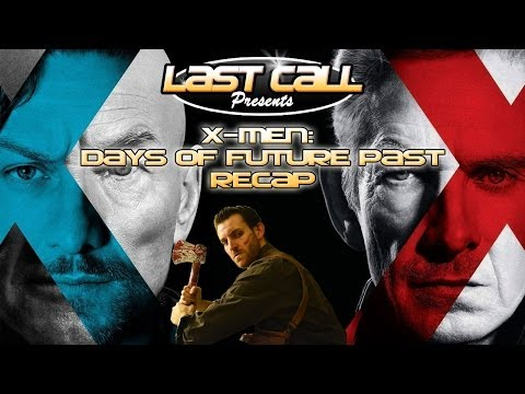 X-Men: Days of Future Past--Trailer Review and Channing Tatum Rumors