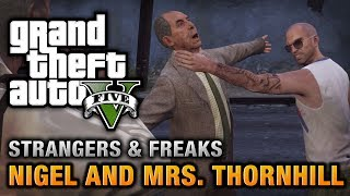 GTA 5 Nigel And Mrs. Thornhill [100% Gold Medal