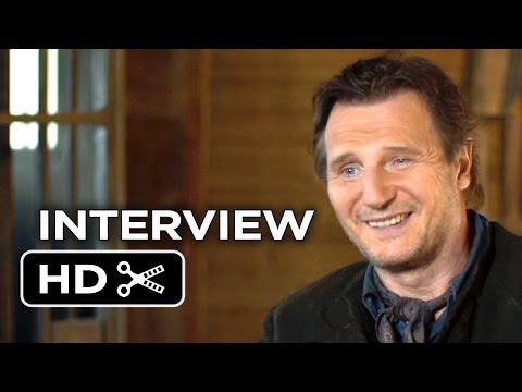 A Million Ways To Die In The West Interview - Liam Neeson (2014) - Western Comedy HD