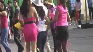 PAMPAS TAYACAJA Su Fiesta En LIMA 2010