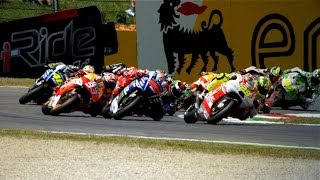 MotoGP™ Mugello 2014- Best Slow Motion