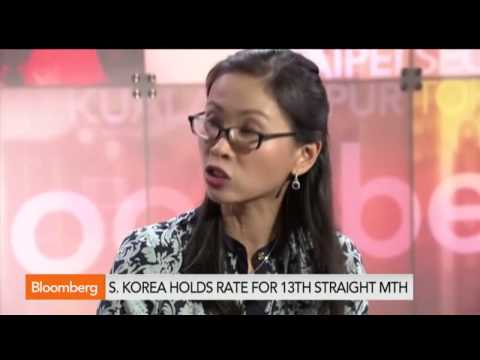 Growth Risk Is a Bigger Concern for China: Chua