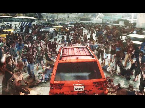 1 VS 1,000,000 - RIDICULOUS AMOUNT OF ZOMBIES! - (Dead Rising 3 - #1) - Xbox One Exclusive