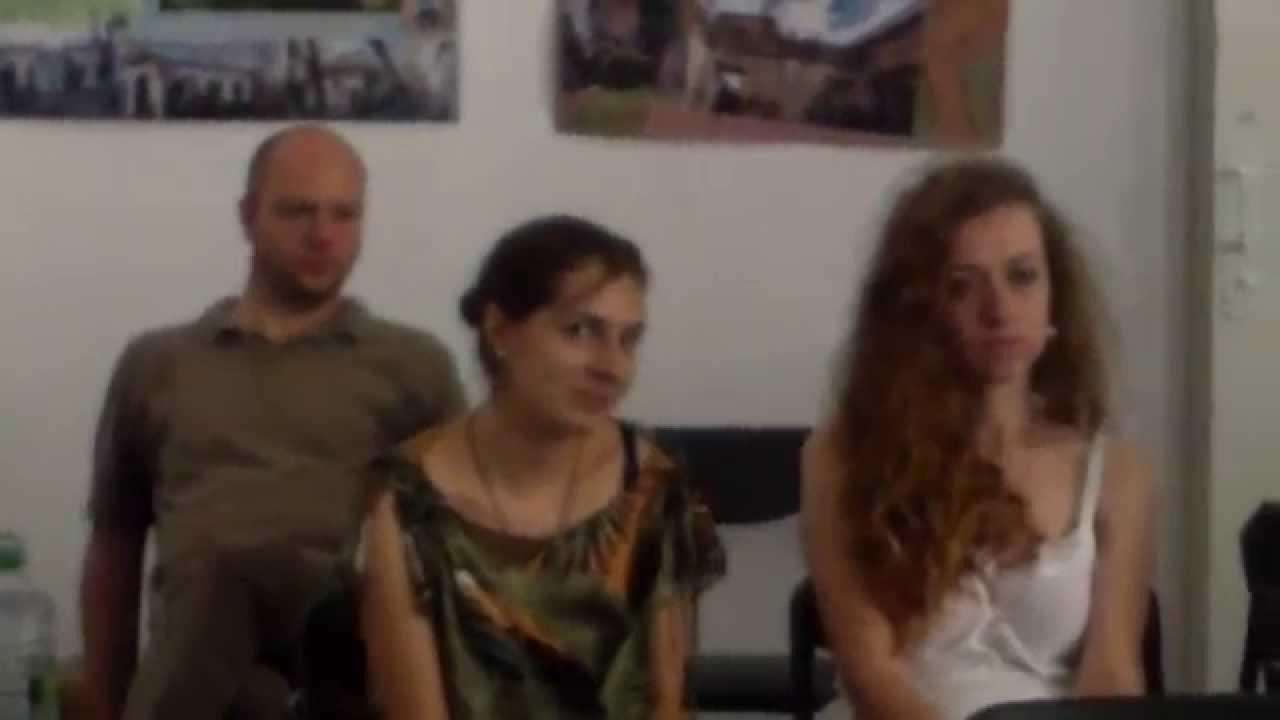 Conferință despre activism și patrimoniu la Chișinău