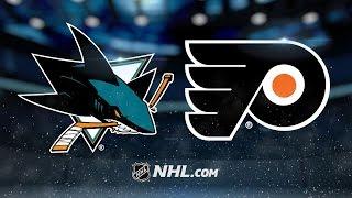 Simmonds' OT goal lifts Flyers past Sharks, 2-1