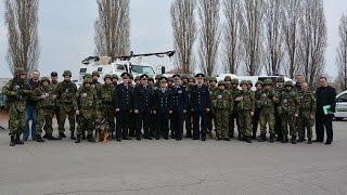 Розпочалися навчання працівників вибухотехнічної служби Національної поліції України