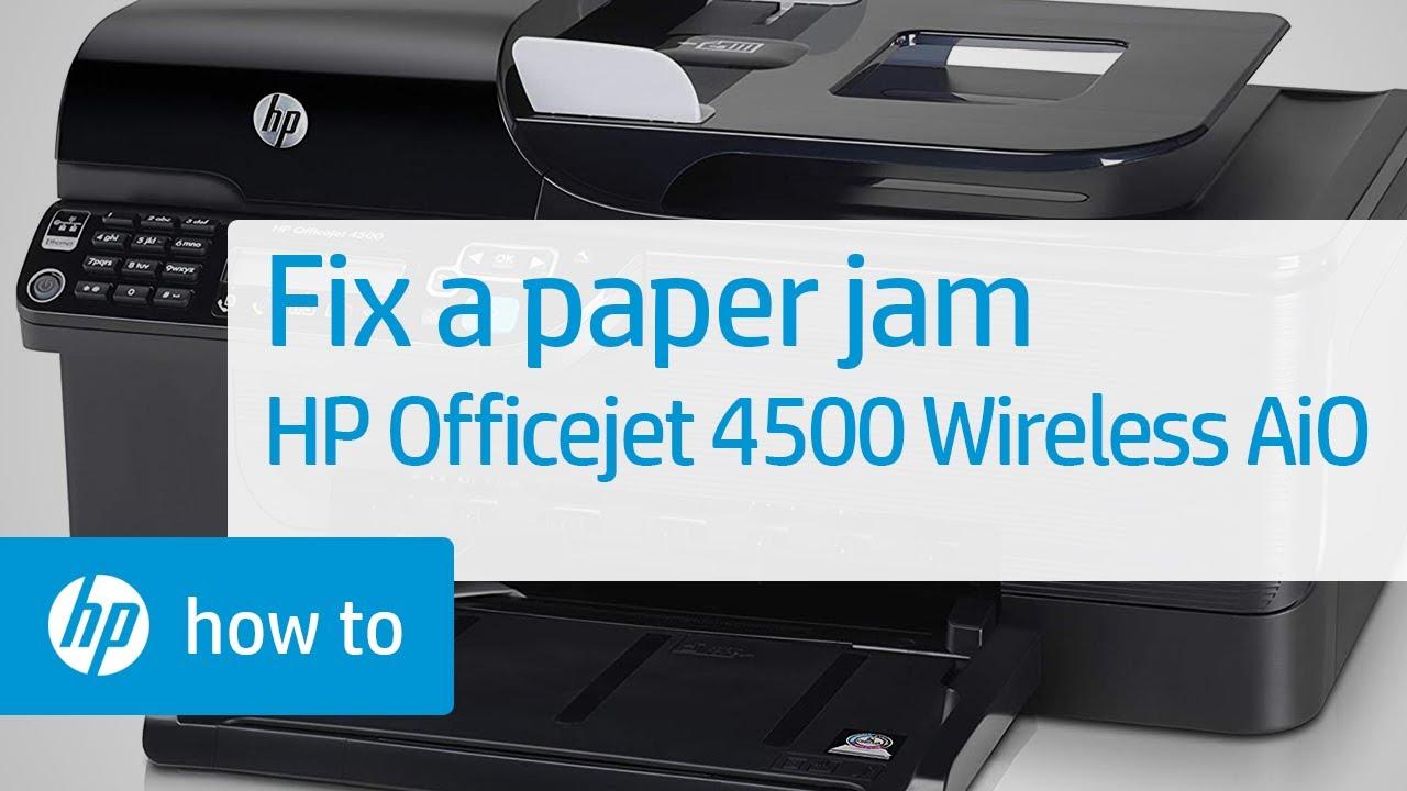 Hp officejet 4500 desktop скачать драйвер