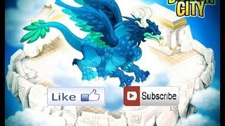 Dragon City How To Breed Sky Dragon Easy HD (Breeding