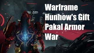 warframe how to get pakal