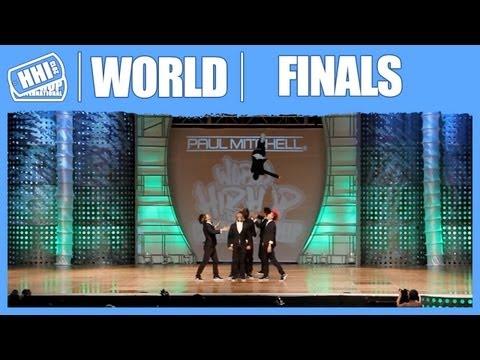 EleColdXHot - Malaysia (Bronze Medalist /Adult) @ HHI's 2013 World Hip Hop Dance Championship Finals
