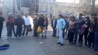 Comicos Ambulantes Chile
