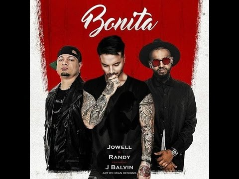 youtube video J BALVIN   Bonita  Ft  Jowell y Randy (Oficial Audio) to 3GP conversion