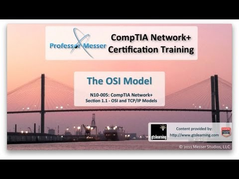 CompTIA Network+ N10-005 - 1.1: The OSI Model