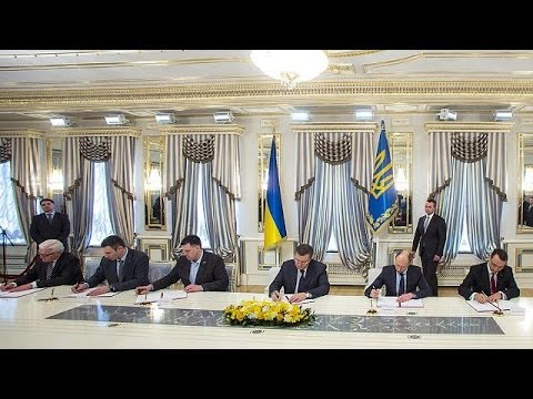 Peace deal brings Maidan protest in Kiev to an end