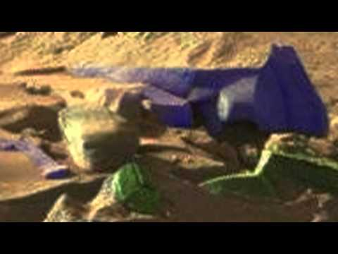 Mars Curiosity,the crash on sol 530,Le Crash du Sol 530,26 Mai 2014,Anomalies