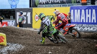 250SX Highlights: East Rutherford - Monster Energy Supercross