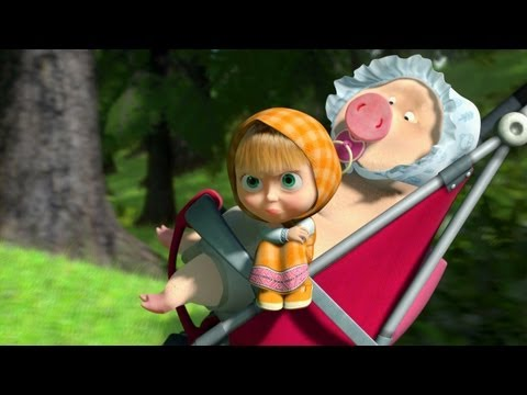 Маша и Медведь - Большая стирка (Серия 18) | Masha and The Bear - Laundry day
