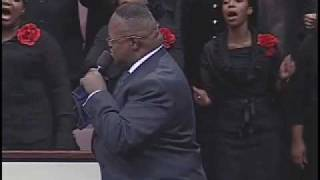 FGHT Dallas: Rev. Timothy Wright sings 'He Kept Me', 80/50 Celebration